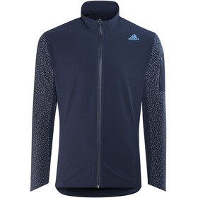 adidas Supernova STM Running Jacket Men blue